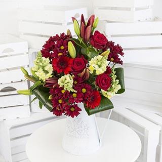 Fire Flower Bouquet image