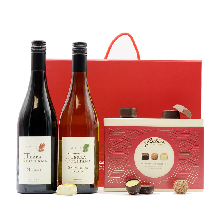 French Wine Duo Hamper image