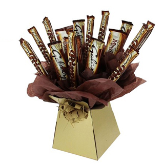 Galaxy Chocolate Bouquet image