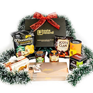 Gourmet Ireland Xmas Hamper (FREE Delivery to Oz) image