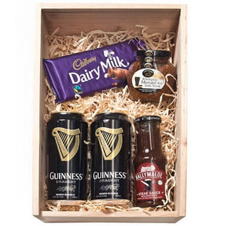 Guinness Stout Irish Hamper (FREE Delivery to Oz) image