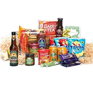 Irish Christmas Hangover Hamper (FREE Delivery Oz) image