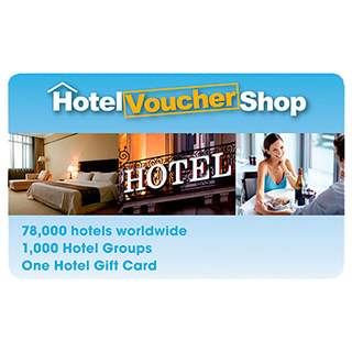 £25 Hotel Voucher Shop UK Voucher
