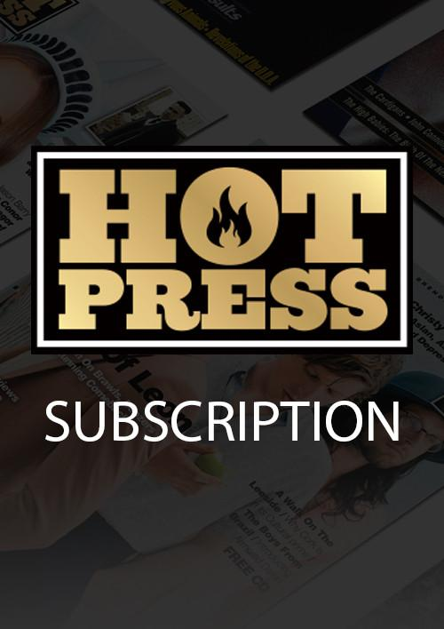 Subscription to Hot Press