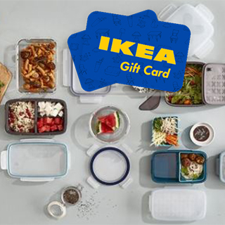 €50 IKEA Dublin Gift Voucher