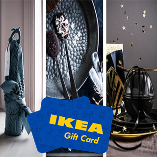 100 Ikea Gift Voucher Gift Vouchers Allgifts Ie