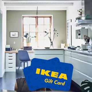 €500 IKEA Dublin Gift Voucher