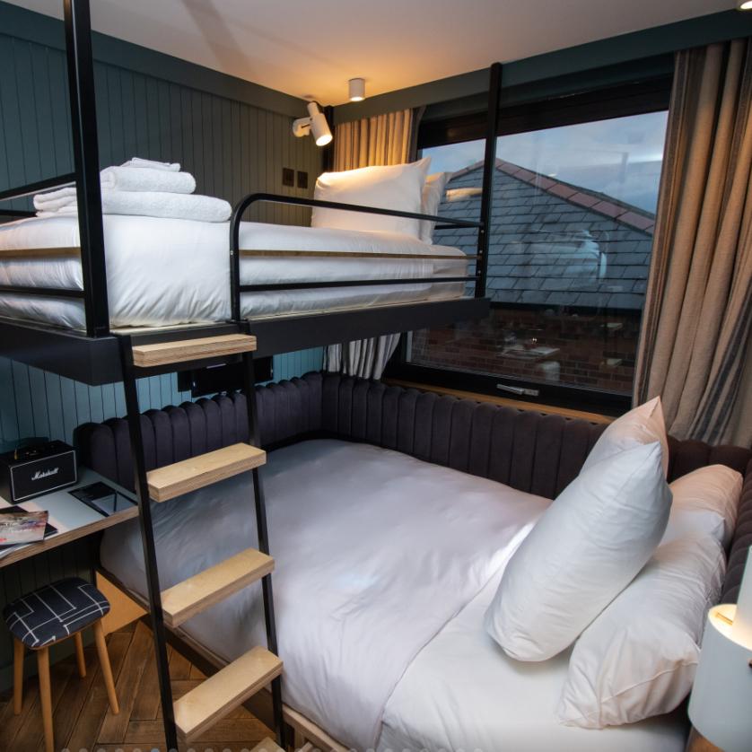 €500 Devlin Hotel Voucher image