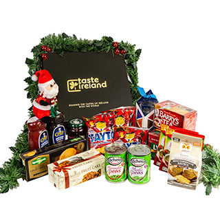 Irish Family Feast Hamper (FREE Delivery to Oz)