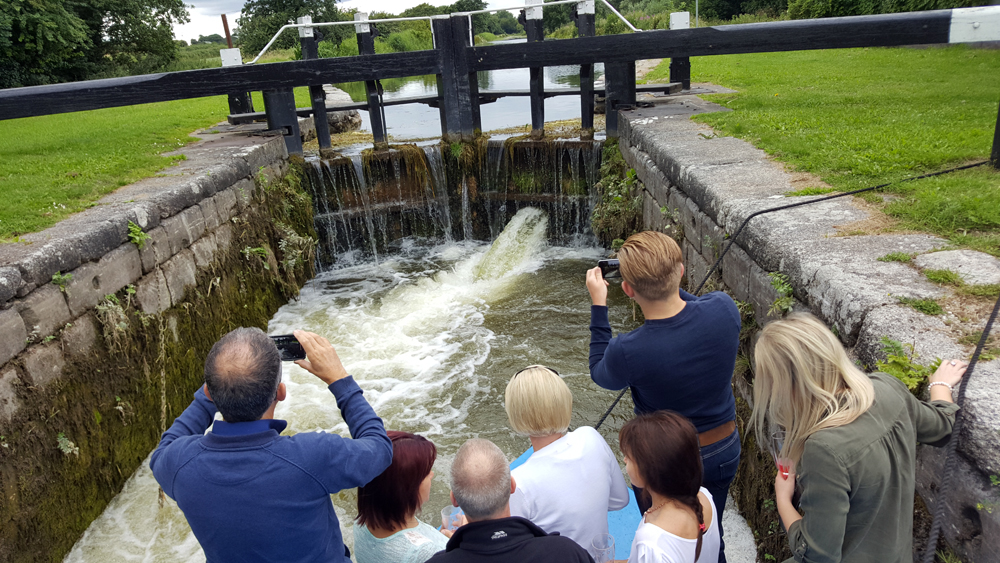 Digby Lock Cruise for up to 12 image