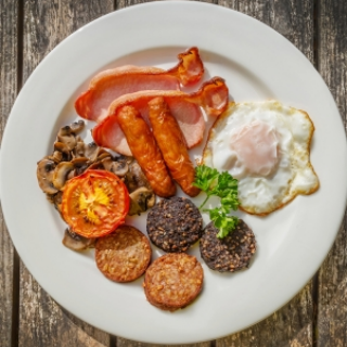 Winstons Breakfast Hamper (FREE Delivery to USA) image