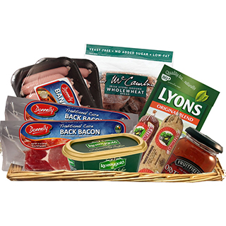 Family Breakfast Hamper (FREE Delivery to USA) image