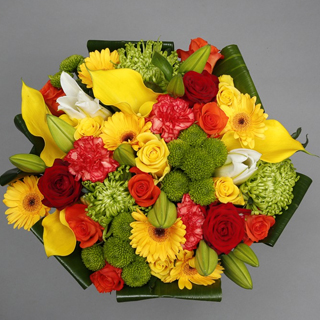Luxury Prism Bouquet