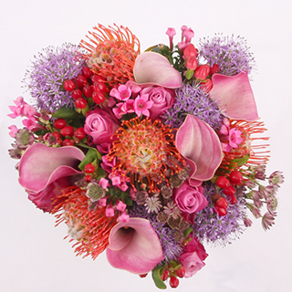 Pink Winks Bouquet