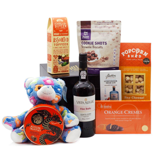 Port & Treats Hamper image