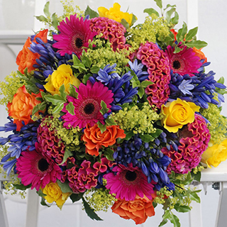 Rainbow Bouquet image
