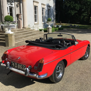 MGB Roadster Classic Car Full Day Experience image