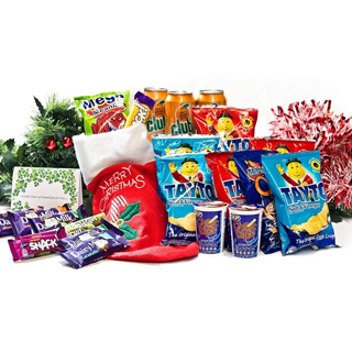 Rudolphs Christmas Irish Hamper (FREE Delivery Oz) image