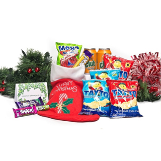 Santas Christmas Irish Hamper (FREE Delivery Oz) image