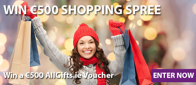 Win a €500 Shopping Spree