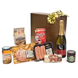 Sparkling Irish Breakfast for 2 (FREE Delivery Oz) image