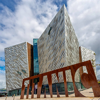 Belfast and Titanic Tour