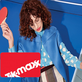 €300 TK Maxx Gift Voucher image