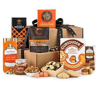 Tower of Treats Christmas Hamper image